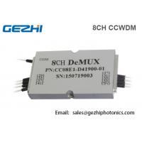 Wholesale Optical CCWDM Multiplexer 8 Channel Mini Small CWDM Mux Demux Module from china suppliers