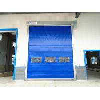 Wholesale Professional Interior High Speed Shutter Door Colorful PVC Curtain from china suppliers
