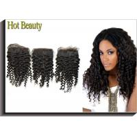 Wholesale Deep Curly Grade 7A Brazilian Hair With Model Show Wedding Gifts from china suppliers
