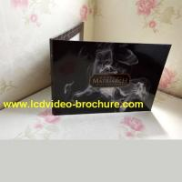 Wholesale Bespoke graduations gift Video Postcard with videos / music / recording functions from china suppliers