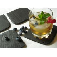 Buy cheap Slate coasters as table mats from wholesalers