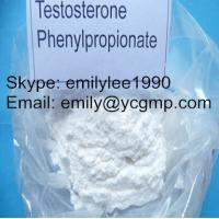 Wholesale Testosterone Steroid Hormone Testosterone Phenylpropionate/ TPP increase muscle tissue from china suppliers