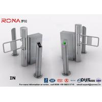 Wholesale Semi - Automatic Swing Barrier Gate Card Readers for Door Entry Pass System from china suppliers