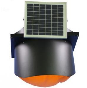 Quality 300mm Street Traffic Road Safety Solar Led Warning Lights Solar Amber-slow Warning Light for sale
