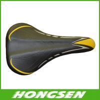 Wholesale S4 black bike bicycle cycling leather saddle, bike seat bike accessories from china suppliers