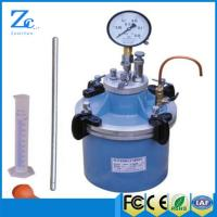 Buy cheap A108 Concrete air entrainment meter from wholesalers