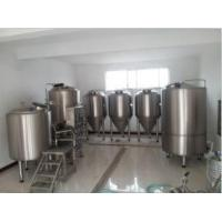 Wholesale 300L Mini beer brewing equipment from china suppliers