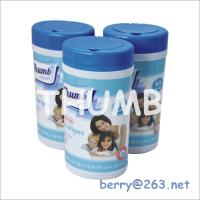 Wholesale antibacterial wet wipes from china suppliers