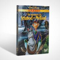 Wholesale The Adventures of Ichabod and Mr. Toad disney dvd movie children carton dvd movie for kids from china suppliers
