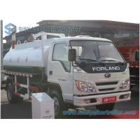 Wholesale FOTON FORLAND Vacuum Cleaning Tank Truck Two Axles Professional from china suppliers