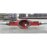 Wholesale Steel Truck Spare Parts AC16 Driving Alxe 16 Tons Double Reduction Rear Axle from china suppliers