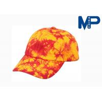 Wholesale Promotional portable Cotton colorful baseball cap with customized logo from china suppliers