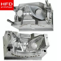 Wholesale SGS Certificated Stainless Steel Single / Multi Cavity Plastic Injection Mould from china suppliers