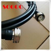 "Quality 5M Rf Cable Assemblies N Plug Assembly N Male 1/2"" Superflex Cable Pigtail for sale"