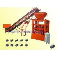 Wholesale Semi Automatic Brick making machine/block  Small Scale machine 4-26 Economic Construction Machinery from china suppliers
