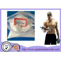 Wholesale Lean Muscle Mass SARMs Steroids Testolone Rad 140 Oral Sarm Steroid from china suppliers