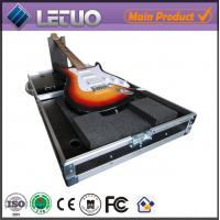 Wholesale LT-GFC12 Road case flight case aluminum case leather guitar case from china suppliers