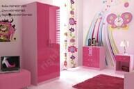 Wholesale bedroom set, wood furniture, children/kid's furniture, wardrobe, #2002 from china suppliers