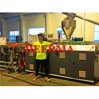 Wholesale Plastic Extrusion Line WPC PVC Foam Board Machine 1220mm - 1830mm from china suppliers