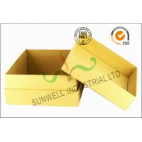 Wholesale Kraft Paper Custom Printed Corrugated Boxes For Beauty Product Packaging from china suppliers