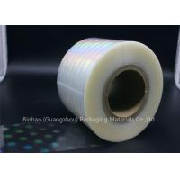 Wholesale Clear Holographic BOPP Shrink Film 2400m - 2800m Length Thermal Laminating from china suppliers