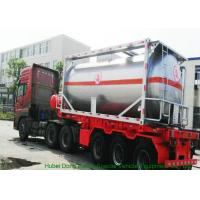 Wholesale UN1809 PCl3 Liquid ISO Tank Container for Phosphorus Trichloride 17.5000L -25000L from china suppliers