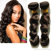 Wholesale 8A Grade Genuine Natural Virgin Brazilian Hair Extensions Remy Virgin Hair from china suppliers