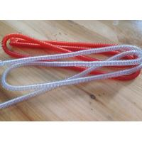 Wholesale OEM China Factory Offer Long Clear/Red Bungee Lanyard Straps without Hardware from china suppliers