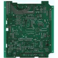 Wholesale LCD Display FR4 Rigid PCB Layout Design Printed Circuit Boards 1OZ Blue / Green Slik Screen from china suppliers