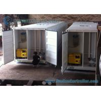 Quality 40 FT Mobile Refuel Station Container 36000L Oil Tank with Digital Dispensor for sale
