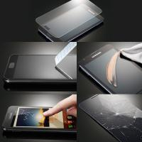Wholesale Anti Oil 2.5d security glass film Samsung GALAXY SII 9H Screen Protector from china suppliers