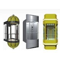Buy cheap 800 - 2000 kg Loading Capacity Passenger Elevatorswith 2.5-4.0m/s lifting speed from wholesalers