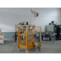 Wholesale Hanging construction equipment,  Construction Portable Swing Stage Plat with high quality from china suppliers