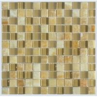 Wholesale Marble Stone And Glass Mosaic Tile For Backsplash from china suppliers