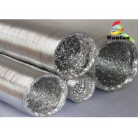 Wholesale Custom Ventilation 100mm Flexible Ducting Aluminum Highly Elasticity from china suppliers