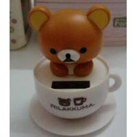 Wholesale 2013 coffee cup solar shook his head doll  hellokitty cat from china suppliers