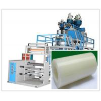 Wholesale Double Layer PP Polypropylene Plastic Film Blowing Machine , Extrusion Blowing Machine from china suppliers