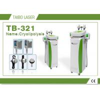 Wholesale 5 or 2 Heads 10.4 Screen Cryolipolysis Slimming Machine for Body Fat Removal from china suppliers