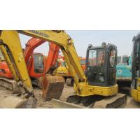 Wholesale Used Komatsu Excavator PC55MR in goo condition from china suppliers