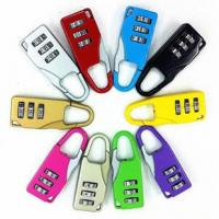 Wholesale light weight travel luggage digital Lock from china suppliers
