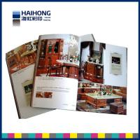 Wholesale Cover glossy finishing catalogue printing services A5 ,  A4 ,  A3 or customized from china suppliers