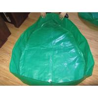 Wholesale waterproof  PE woven tarpaulin material boat cover ,Garden bag , 200g hay bag from china suppliers