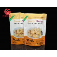 Wholesale Custom Order Stand Up Pouches for Pie / Cake / Cookie Packaging from china suppliers