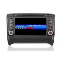 Wholesale Digital Audi TT DVD Player With WiFi / GPS / VCD / MP3/ WMA / CD-R / JPGE / Bluetooth from china suppliers