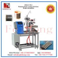Quality electric heater equipment keeping ends coiling machine for sale