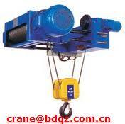 Wholesale hoisting equipment,wire rope electric low headroom hoist – european style from china suppliers