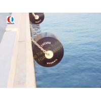 Wholesale Cylindrical Foam Filled Fenders Black For Marine , CCS Certificate from china suppliers