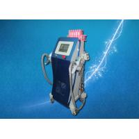 Wholesale Fat Burning Cooling Laser Lipo Equipment Vela Shape Cavitation Cryo For Beauty Salon from china suppliers