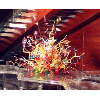 Wholesale Art handblown glass table lamps / Handblown glass desk lamps , DJ-3018 from china suppliers