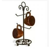 Wholesale metal furniture cup rack cup iron tumbler holders from china suppliers